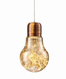 lampy do kuchni złota atria